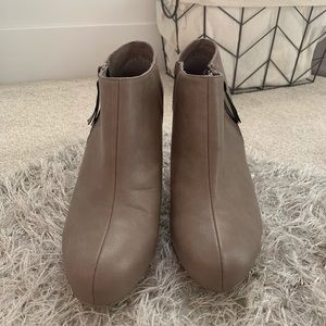 WORN ONCE Madden Girl booties